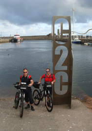 Coast to Coast Charity Cycle Ride